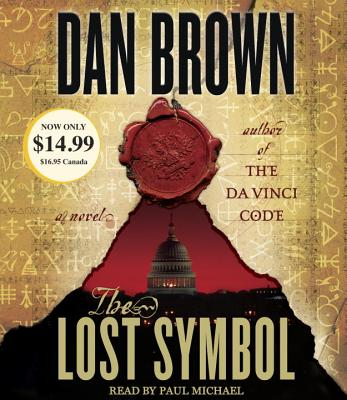 [CD] The Lost Symbol By Brown, Dan/ Michael, Paul (NRT)